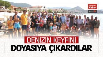 Menderes Belediyesi Engelli 40 Çocuğu Ağırladı