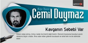 """Cemil Duymaz """"Kavganın Sebebi Var"""""""