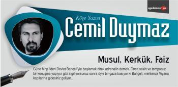 """Cemil Duymaz """"Musul, Kerkük, Faiz"""""""