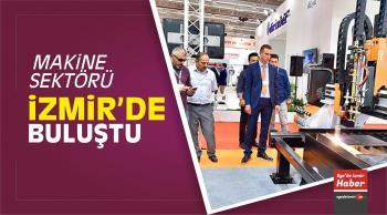 MAKTEK İzmir Fuarı! Makine sektörü İzmir'de