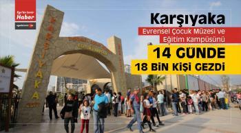 Karşıyaka Evrensel Çocuk Müzesi ve Eğitim Kampüsü