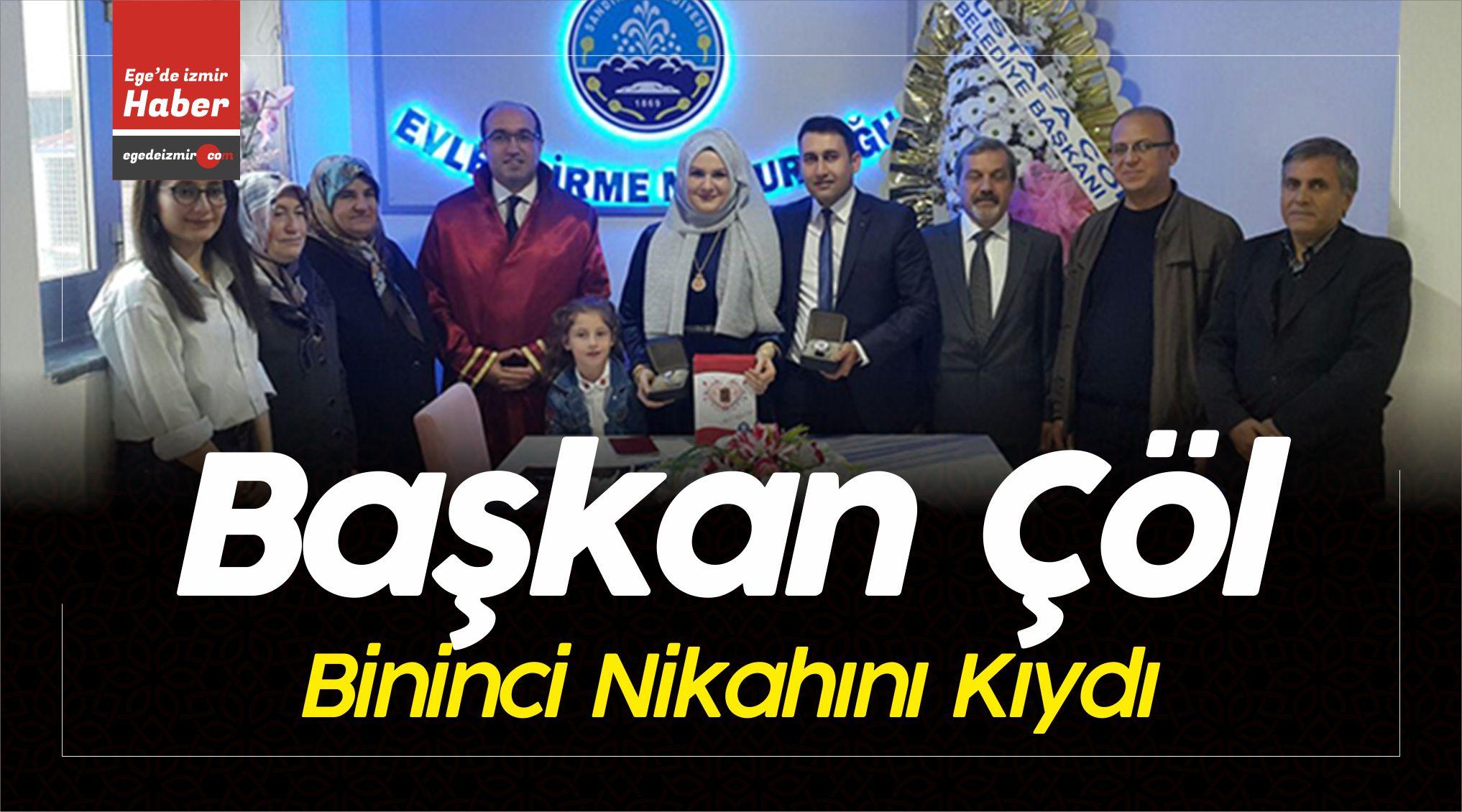 Belediye Başkanı Mustafa Çöl, Bin Kişinin Nikahını Kıydı
