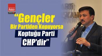 AK Parti Genel Başkan Yardımcısı Hamza Dağ İzmir'de