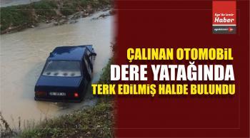 İzmir'de Otomobil Hırsızlığı