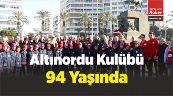 Altınordu Kulübü 94 Yaşında