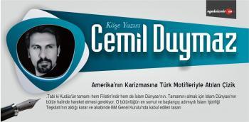 Amerika'nın Karizmasına Türk Motifleriyle Atılan Çizik