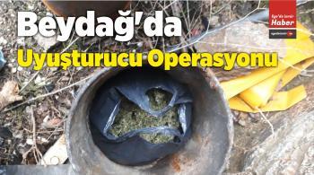 Beydağ'da Uyuşturucu Operasyonu