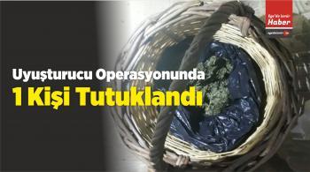 Beydağ'da Uyuşturucu Operasyonunda 1 Kişi Tutuklandı