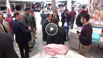 Afyon Bakan Eroğlu Güya Türkiye yi Ekonomik Olarak Zor Duruma Sokacaklar Hd
