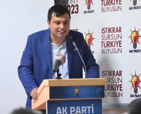 AK Parti Uşak İl Başkanı ndan Kılıçdaroğlu na: Aday Siz Olun, Hodri Meydan