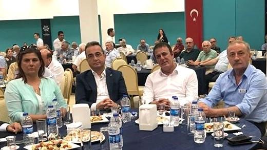 Aydın CHP de İl Danışma Kurulu Toplantısı Düzenledi