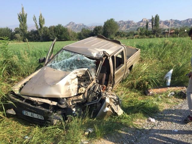 Aydın da 778 Kazada 8 Kişi Öldü, 700 Kişi Yaralandı