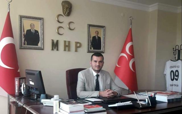 Aydın MHP Zabıtaları Unutmadı