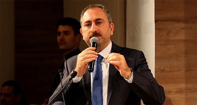 Bakan Gül'den 'af' açıklaması: 'Cumhurbaşkanımızın söyledikleri belli, onun üzerine söyleyecek bir şeyimiz yok'
