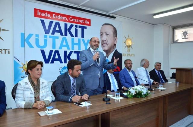 Başkan Ali Çetinbaş, Yerel Seçimlerdeki Hedefini Açıkladı: İnşallah, 13 İlçe ve 15 Beldeyi…