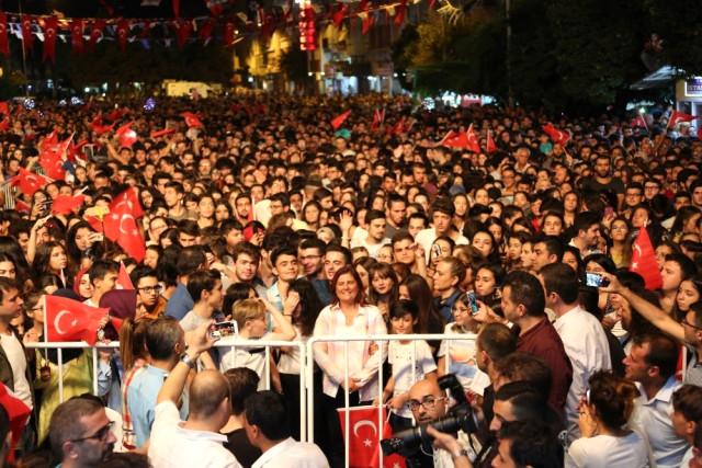 Başkan Çerçioğlu: Gençlerimizle Gurur Duyuyorum