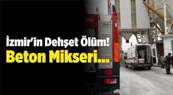 İzmir'in Bayındır İlçesinde Dehşet Ölüm!