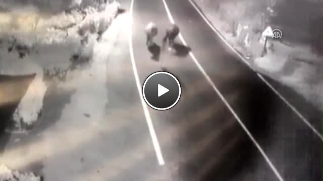 Bodrum da Büyükbaş Hayvan Hırsızlığı Kamerada