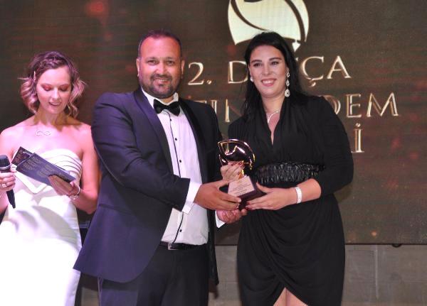 Datça da Altın Badem Ödülleri Sahiplerini Buldu