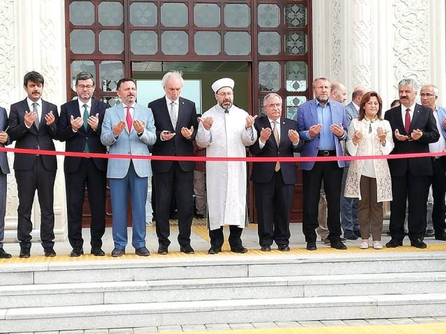 Diyanet İşleri Başkanı Erbaş: Din İstismarı Güvenlik Meselesi Haline Gelmiştir