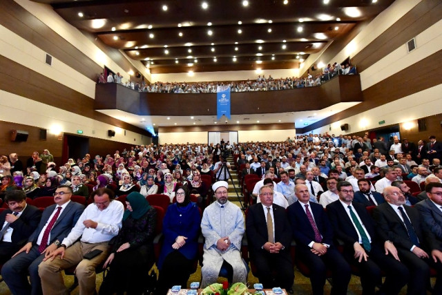 Diyanet İşleri Başkanı Erbaş: Kur an ve Sünnet Çizgisinden Asla Taviz Vermeyeceğiz
