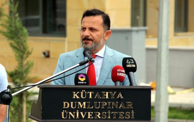 Dumlupınar Üniversitesi Rektörü Gören: Türkiye Dosta Güven, Düşmana Korku Salmaktadır