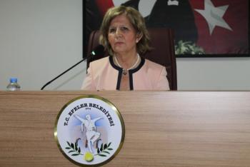Efeler CHP de Sümran Ünal Aday Daylğını Açıkladı