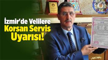 İzmir'de Velilere Korsan Servis Uyarısı!