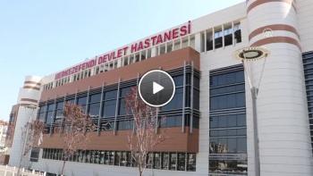Merkezefendi Devlet Hastanesi Yeni Binasında Hizmete Başladı