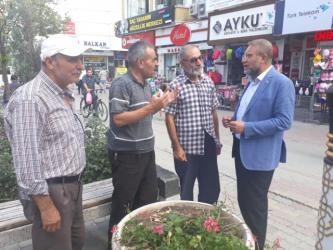 Milletvekili Ahmet Tan: Halkın Tek Umudu Ak Parti