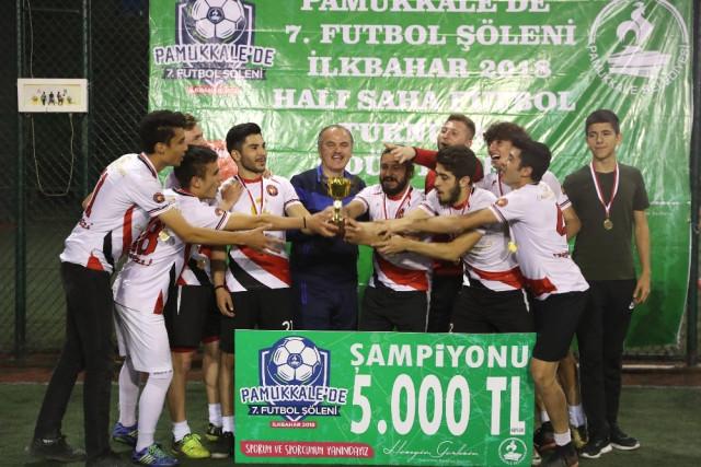 Pamukkale de 8. Futbol Şöleni Kayıtları Başladı