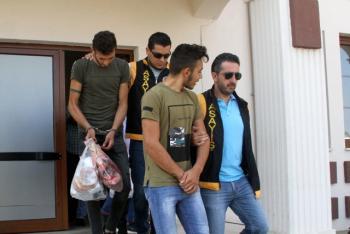 Polisin Titiz Çalışmasıyla Yakalandılar