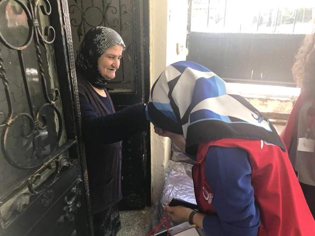 Türkoğlu: 11 Bin Hanede 32 Bin Kişiyi Ziyaret Ettik