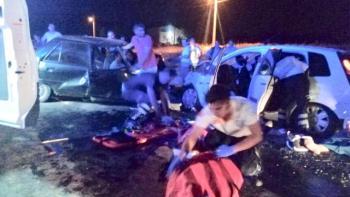 Uşak ta Trafik Kazası: 2 Ölü, 6 Yaralı