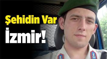 Şehit Ömer Yiğit Ulus'un Bergama'daki Babaevine Acı Haber Ulaştı