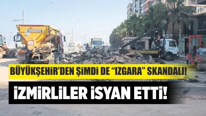 İzmir Büyükşehir Belediyesi Skandallara Doymuyor!