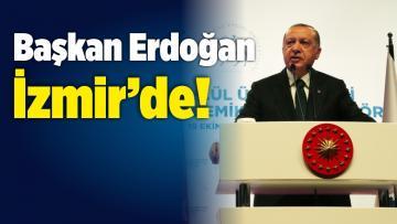 Başkan Erdoğan DEÜ Akademik Yıl Açılış Töreni'nde