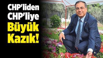 CHP'li Başkan Ufuk Sesli CHP'li Gürsel Erol'a Kazık!