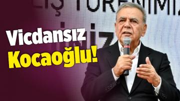 Kocaoğlu Üniversitesi'ye Yaptığı İyiliği Şehit Ailelerine Yapmadı
