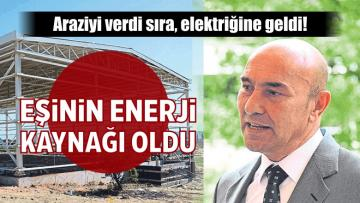 Araziyi Verdi Sıra Elektriğine Geldi!