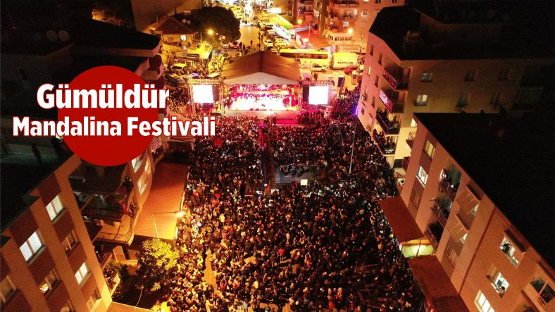 Gümüldür Mandalina Festivali