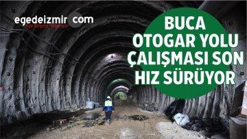 Buca'yı Otogar'a Bağlayacak Çalışmalar Son Hız Sürüyor