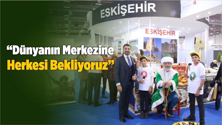 """""""Dünyanın Merkezi"""" Travel Turkey'de"""