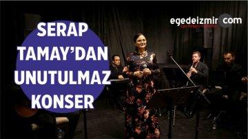 Serap Tamay Ve Grup Günberi'den Unutulmaz Konser