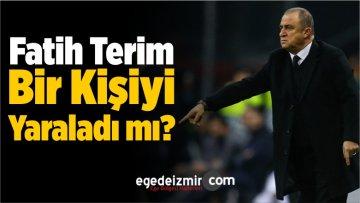 Fatih Terim Aydoğdu'yu Yaraladı Mı!