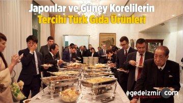 Japonlar ve Güney Korelilerin Tercihi Türk Gıda Ürünleri