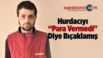 Hurdacının 1500 Lirasını Gasbeden Zanlı Yakalandı