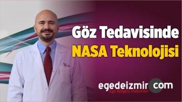 Göz Tedavisinde NASA Teknolojisi