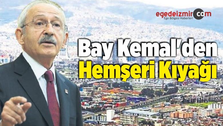 Bay Kemal'den Hemşeri Kıyağı