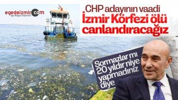 CHP Adayı Tunç Soyer: İzmir Körfezi'ni Canlandıracağız